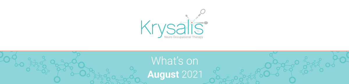 What's on in August 2021? Occupational therapy, brain injury and neurorehabilitation events