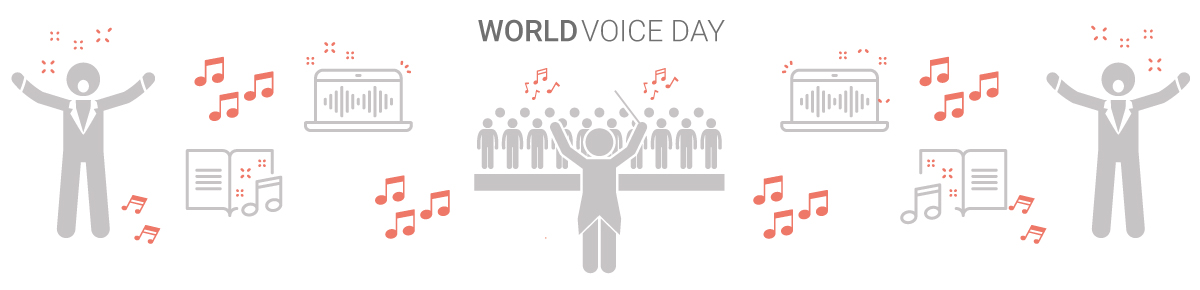 World voice day 2021 and 9 online disability inclusive choirs