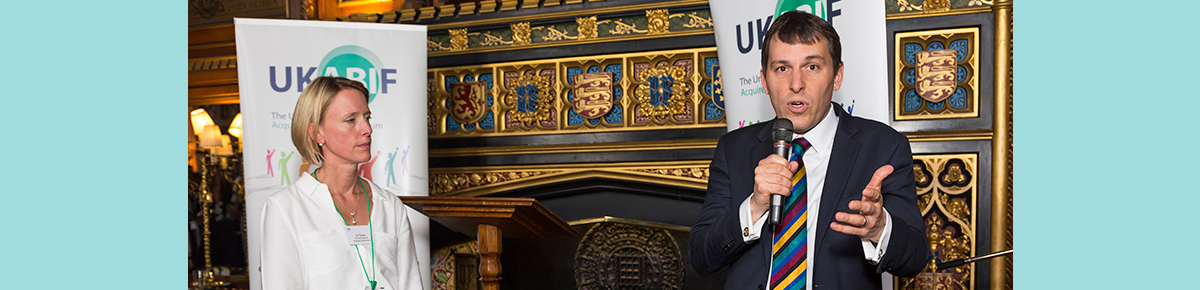Krysalis supports UKABIF at The Speakers House in Parliament